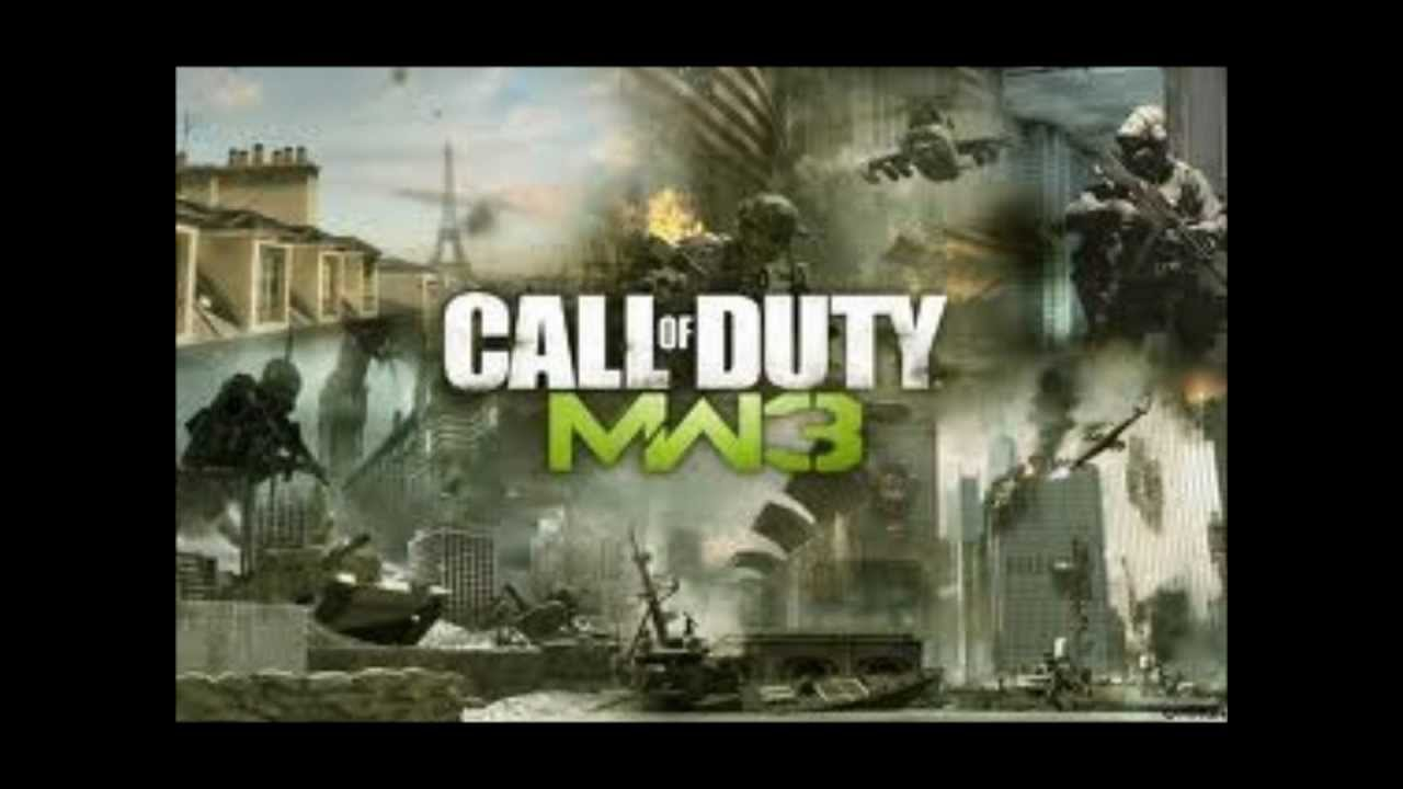 13 KooL Call Of Duty Mw3 Wallpapers