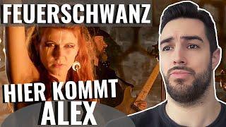 FEUERSCHWANZ - Hier Kommt Alex (Official Video)║REACTION!