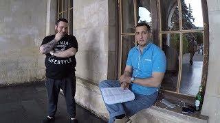 #4 | Грузия. Встреча с Арарат Кещян в Гори. Уплисцихе. Кацхийский столп