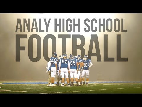 Analy High School Football Highlights - 2019