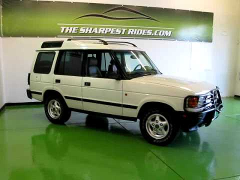 1999 Land Rover Discovery SD S3480 - YouTube
