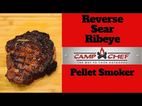 Reverse Sear Ribeye | Mojo Beef Rub | Cooked On Camp Chef Pellet Smoker Grill