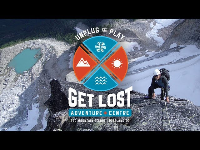 Rock Climbing with GET LOST Adventure Centre