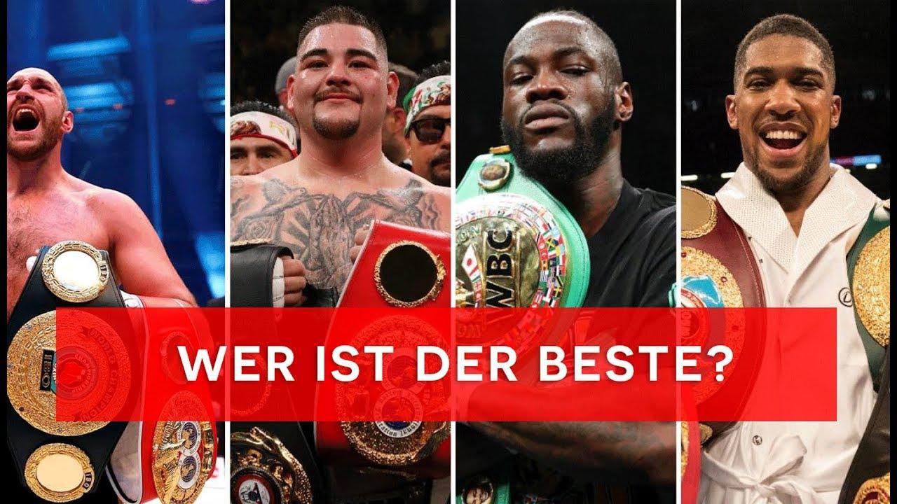 Boxer Schwergewicht