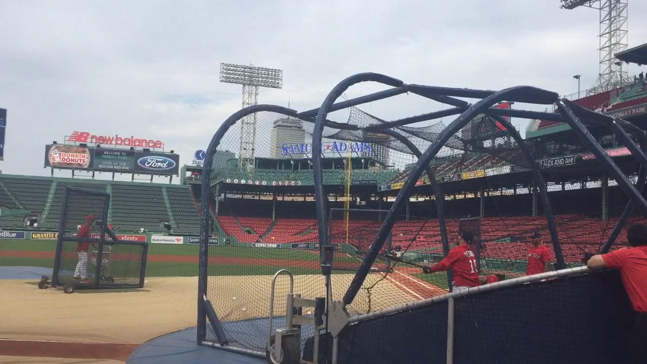 Dustin Pedroia batting sixth for Boston Red Sox vs. Braves; Blake Swihart at ...