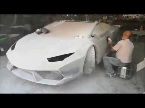 Lamborghini Huracan Replica Full Build With Builder Details