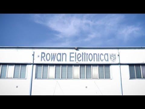 Rowan Elettronica - L'Azienda