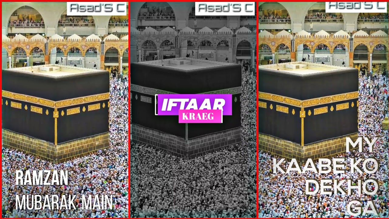 Ramzan mubarak main | Ramzan special Video | Islamic Full screen WhatsApp status | Asad'S Creat