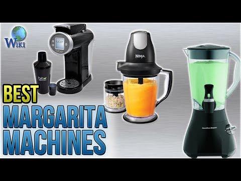 9 Best Margarita Machines 2018