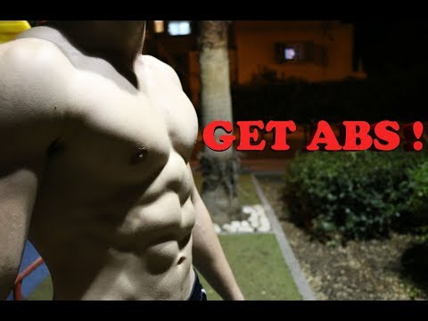 Six Pack ABS Workout Routine For Beginners / Intermediate