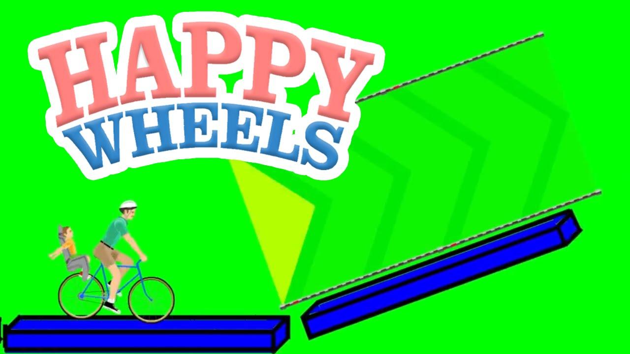 3D Parkour | Happy Wheels - YouTube