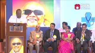 Medical Professionals Pay Homage to Kalaignar - Dr.Thanikachalam 's Tribute