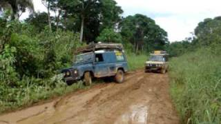Cameroon - just another day during our Trans-Africa trip