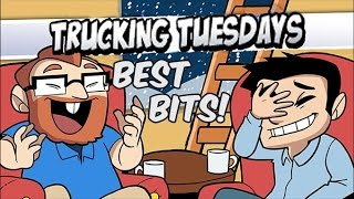 Trucking Tuesday Best Bits! - The Yogscast