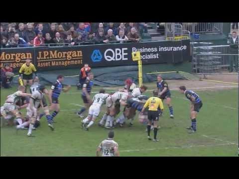 Bath Rugby 6 v 26 Northampton Saints Official Highlights 31-03-12 | Aviva Premiership Rugby