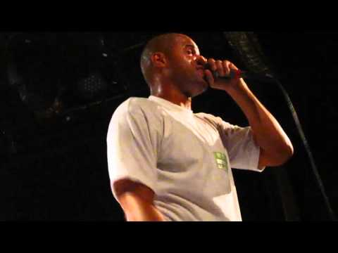 Homeboy Sandman- It Is What It Is (Acapella) @ Bowery Ballroom, NYC