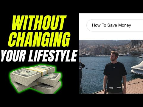 3 Ways To Save A LOT Of Money FAST