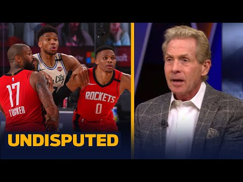 'I've never seen anything like these Houston Rockets!' — Skip Bayless | NBA | UNDISPUTED