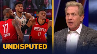 'I've never seen anything like these Houston Rockets!' - Skip Bayless | NBA | UNDISPUTED