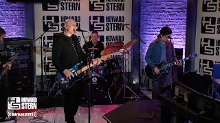 "The Smashing Pumpkins ""Bullet With Butterfly Wings"" on the Howard Stern Show (2018)"