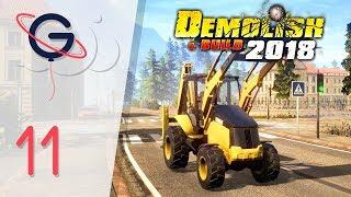DEMOLISH & BUILD 2018 FR #11 : On détruit le Parc de la ville !