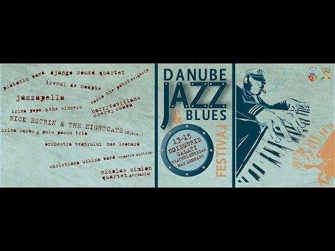 Vasko The Patch & PBB Dunabe Jazz & Blues Festival Galati / Bluzau Blues Fest Buzau Romania