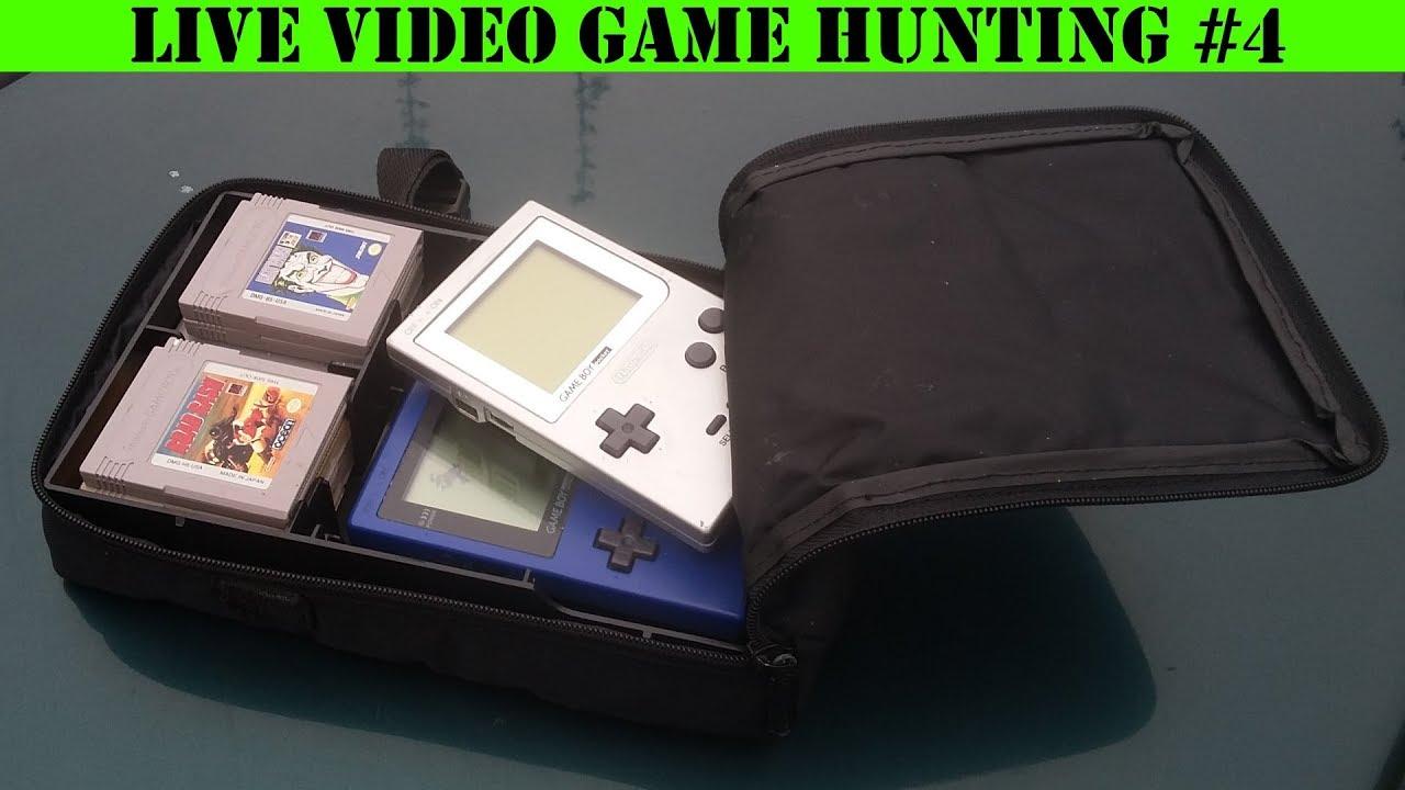 Live Video Game Hunting 4 Craigslist Toys R Us Flea