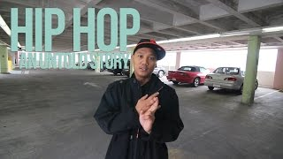 Hip Hop: An Untold Story | Gizmo(Renegade Rockers/Knuckle Neck Tribe) | 1st Inspirations