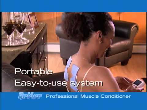 Slendertone revive professional muscle conditioner review