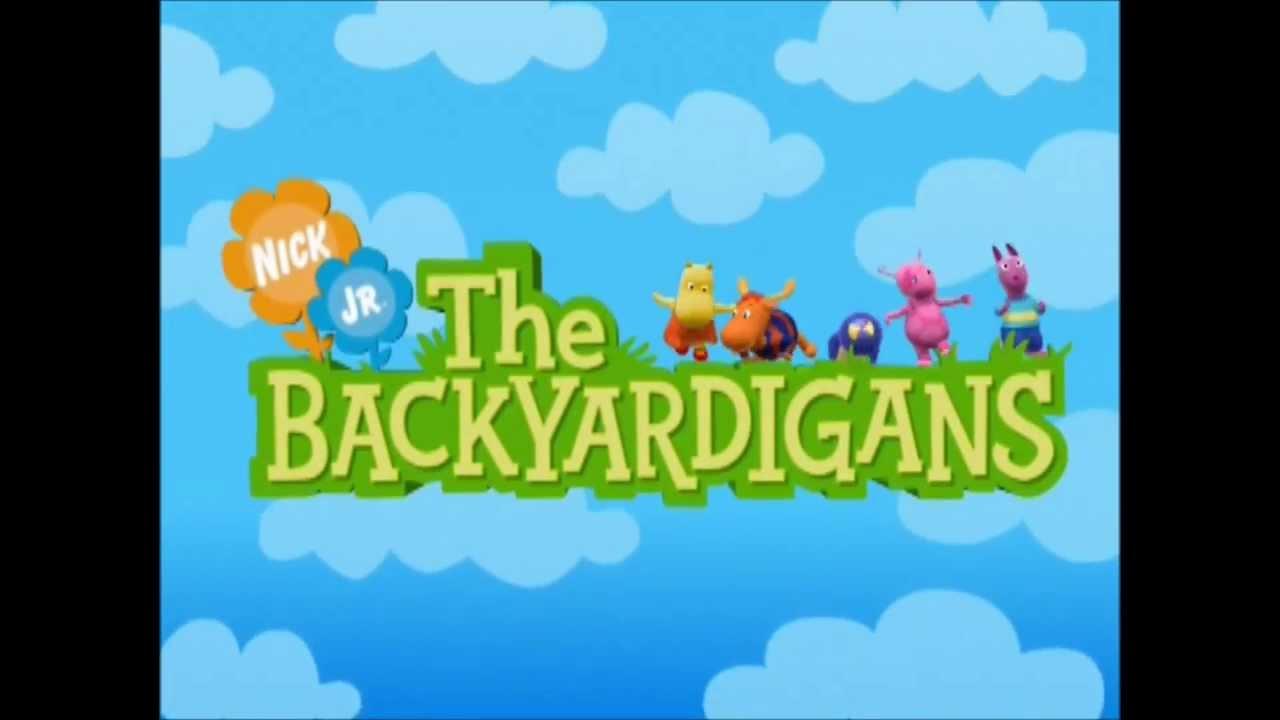 amigos tuyos backyardigans