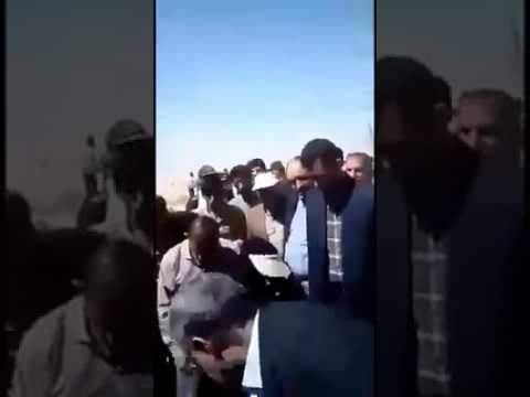 How the Islamic republic of Iran capture the land from farmers! Location:khozestan/Ahwaz