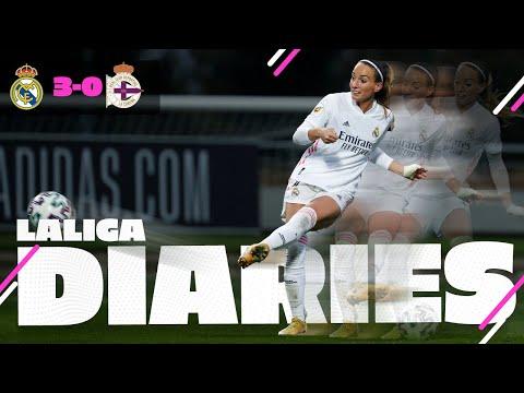 🎥 Real Madrid 3-0 Deportivo Abanca   Jakobsson & Asllani goals!