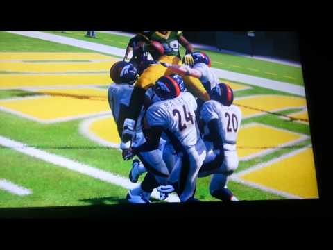 Greatest catch in madden 13