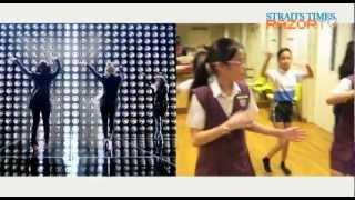 K-pop invades primary school (Kids love K-pop Pt 1)