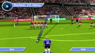 David Beckham Soccer Gameplay (2001) - PSX,PSONE,PlayStation 1