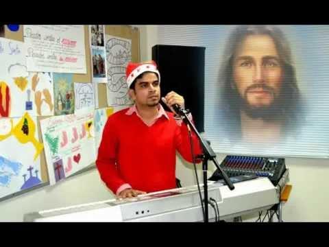 Oh en yesuve oh en jeevane Malayalam christian devotiona Jesus youth Cell group.wmv