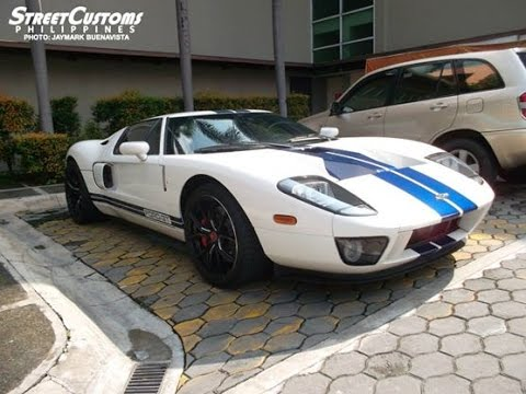 Ford Gt Acceleration Sound Philippines