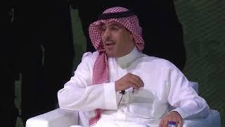 مقتطفات من لقاء معالي الوزير د. عواد العواد في حكايا…