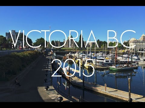 VICTORIA, BRITISH COLUMBIA: TRAVEL DIARY 2015