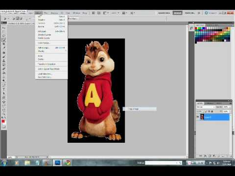 How To Delete Background In Oshop Cs5