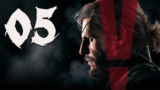 Metal Gear Solid V: Phantom Pain - Gameplay Walkthrough Part 5: Diamond Dogs