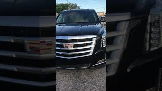 2018 Escalade review (late review)