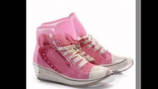 Женская обувь оптом из Европы.(Женские тенниски, кеды, кроссовки и другая обувь в нашем интернет-магазине LamaShoes. Больше информации на http://lam..., 2014-10-08T14:59:12.000Z)