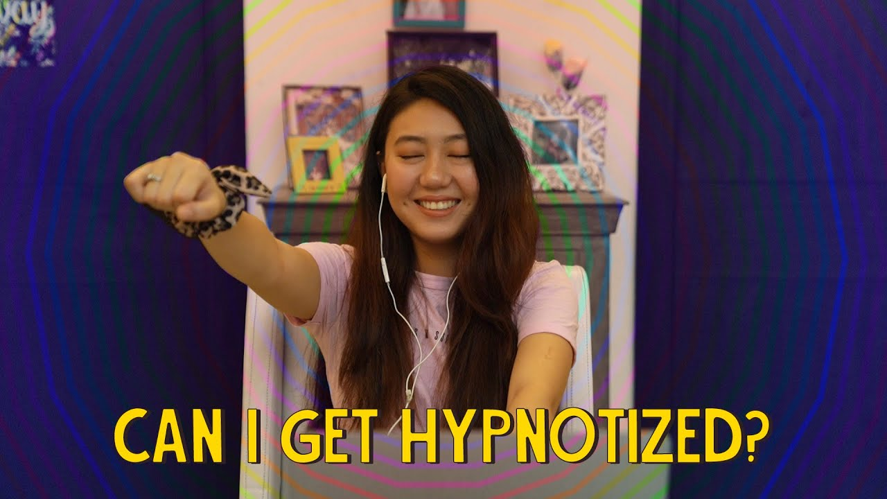 Getting Hypnotized For The First Time   Ok Tested
