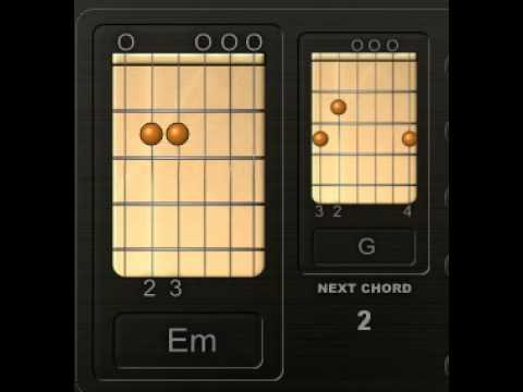 Shoentell    impossible   (chords cifra)