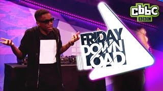 CBBC: Friday Download - Tinchy Stryder Fan Interview