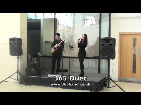 365 Duet Warwickshire Performing For Corporate Events and Weddings across the Midlands