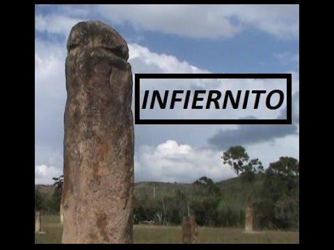 Usos de los penes en roca, más grandes del mundo. Infiernito - Colombia