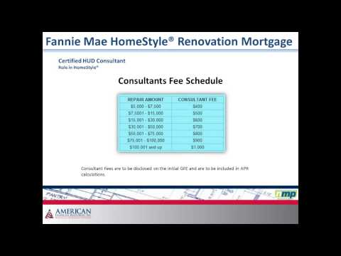 NMP Webinar: Fannie Mae HomeStyle Renovation Mortgage