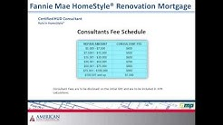 "NMP Webinar: Fannie <span id=""mae-homestyle-renovation-mortgage"">mae homestyle renovation mortgage</span> ' class='alignleft'>The Fannie Mae HomeStyle loan works much like its counterpart, the standard conventional loan. The most common use for borrowers is buying a home that needs work. The HomeStyle loan gives borrowers the funds to buy the home and renovate it all in one loan.</p> <p>Fannie Mae home loans can be refinanced later on for better interest rates and it is also possible to pay down points on the loan during the initial loan origination<span id=""fannie-mae"">. fannie mae</span>'s loans often don't have private mortgage insurance, which does reduce the overall cost of a loan with less than 20% down.</p> <p><a href="